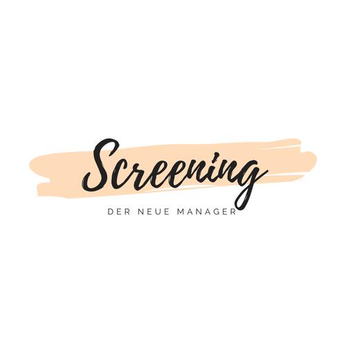 Schritt 1: Screening